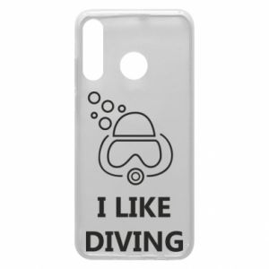 Etui na Huawei P30 Lite I like diving