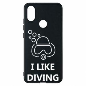 Etui na Xiaomi Mi A2 I like diving
