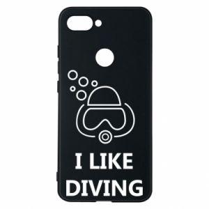 Etui na Xiaomi Mi8 Lite I like diving