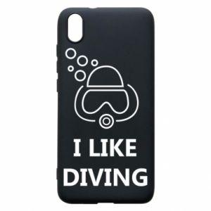 Etui na Xiaomi Redmi 7A I like diving