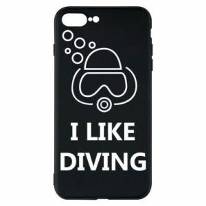 Etui na iPhone 7 Plus I like diving