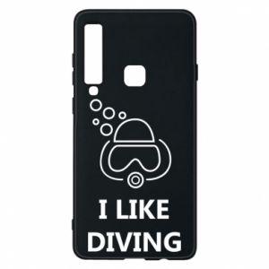 Etui na Samsung A9 2018 I like diving