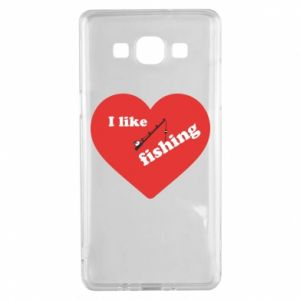 Samsung A5 2015 Case I like fishing