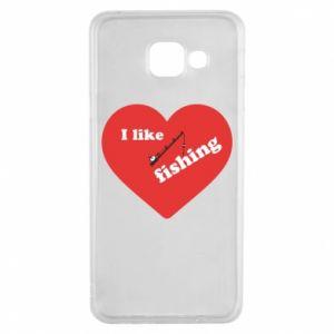 Samsung A3 2016 Case I like fishing