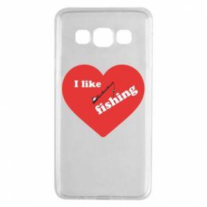 Samsung A3 2015 Case I like fishing