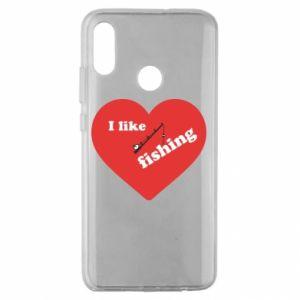Huawei Honor 10 Lite Case I like fishing