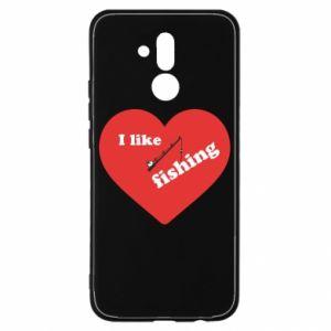 Huawei Mate 20Lite Case I like fishing