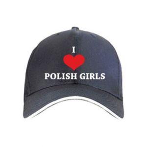 Czapka I like polish girls