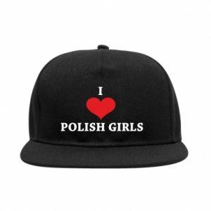 Snapback I like polish girls
