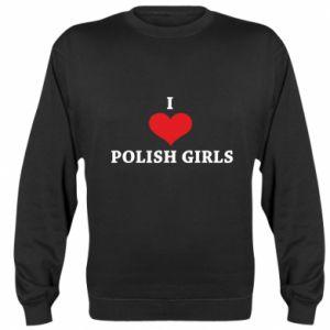 Bluza I like polish girls