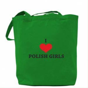 Torba I like polish girls