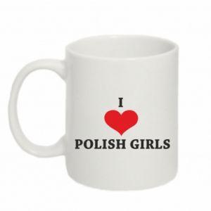 Kubek 330ml I like polish girls