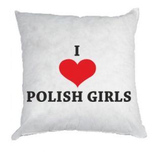 Poduszka I like polish girls