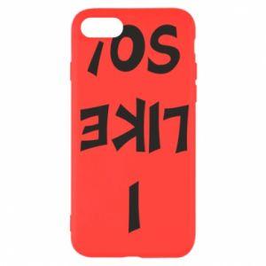 Etui na iPhone SE 2020 I like so!
