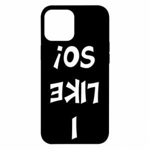 Etui na iPhone 12 Pro Max I like so!