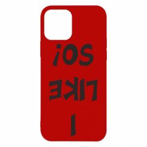Etui na iPhone 12/12 Pro I like so!