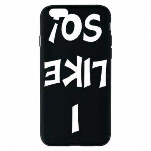 Etui na iPhone 6/6S I like so!