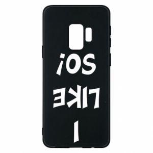 Etui na Samsung S9 I like so!