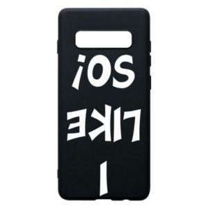 Etui na Samsung S10+ I like so!