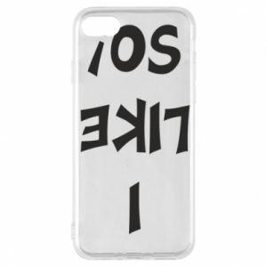 Etui na iPhone 7 I like so!
