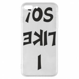 Etui na iPhone 7 Plus I like so!