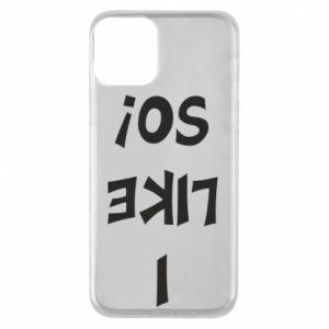 Etui na iPhone 11 I like so!