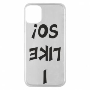 Etui na iPhone 11 Pro I like so!