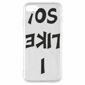 Etui na iPhone 8 I like so!