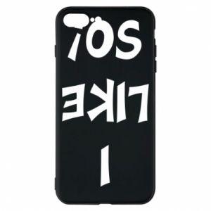 Etui na iPhone 8 Plus I like so!