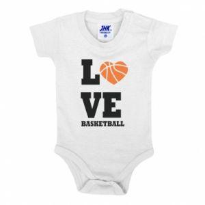 Body dla dzieci I love basketball