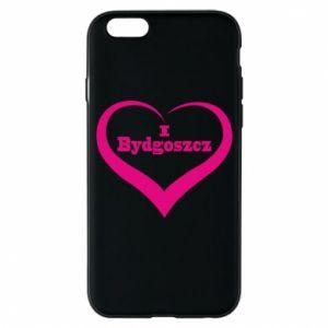 Etui na iPhone 6/6S I love Bydgoszcz