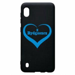 Samsung A10 Case I love Bydgoszcz