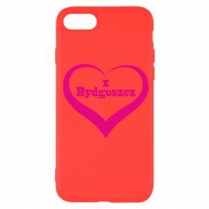 iPhone SE 2020 Case I love Bydgoszcz