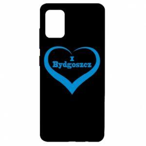 Samsung A51 Case I love Bydgoszcz