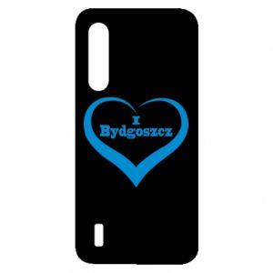 Xiaomi Mi9 Lite Case I love Bydgoszcz