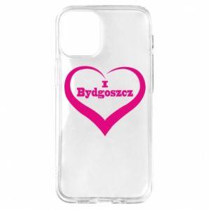 iPhone 12 Mini Case I love Bydgoszcz