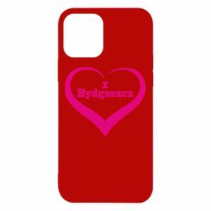 iPhone 12/12 Pro Case I love Bydgoszcz