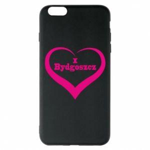 Etui na iPhone 6 Plus/6S Plus I love Bydgoszcz