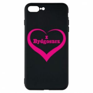 Phone case for iPhone 7 Plus I love Bydgoszcz