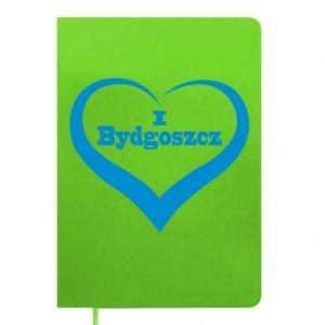 Notes I love Bydgoszcz