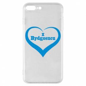 Etui na iPhone 8 Plus I love Bydgoszcz
