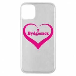 Etui na iPhone 11 Pro I love Bydgoszcz
