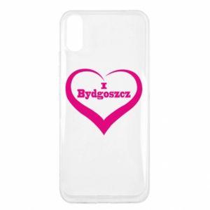 Xiaomi Redmi 9a Case I love Bydgoszcz