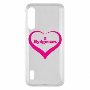 Xiaomi Mi A3 Case I love Bydgoszcz