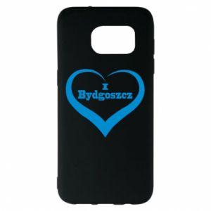 Samsung S7 EDGE Case I love Bydgoszcz