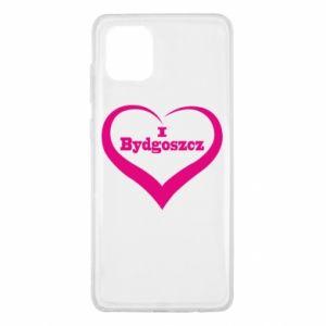 Samsung Note 10 Lite Case I love Bydgoszcz