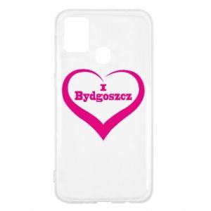 Samsung M31 Case I love Bydgoszcz