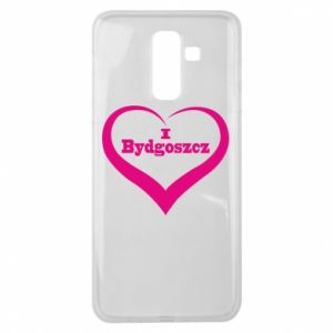 Samsung J8 2018 Case I love Bydgoszcz