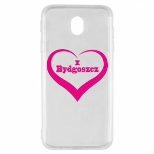 Samsung J7 2017 Case I love Bydgoszcz