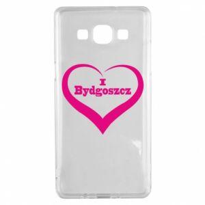 Samsung A5 2015 Case I love Bydgoszcz